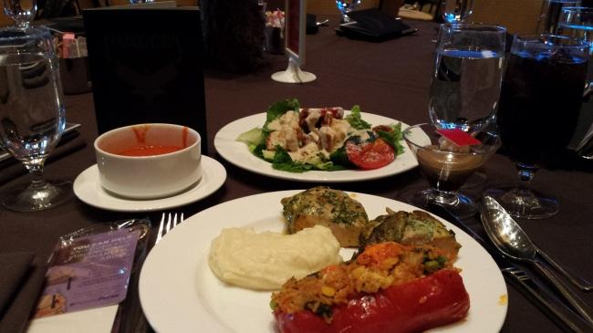pandora lunch 2