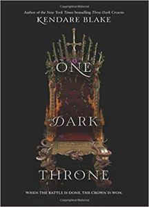 One Dark Throne (Three Dark Crowns #2)