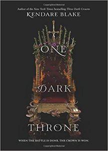 One Dark Throne (Three Dark Crowns#2)