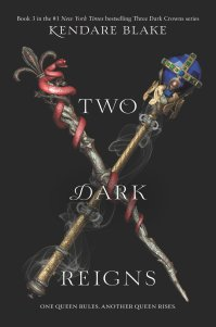 Two Dark Reigns (TDC #3)