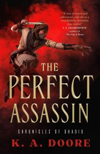 The Perfect Assassin (The Chronicles of Ghadid #1)